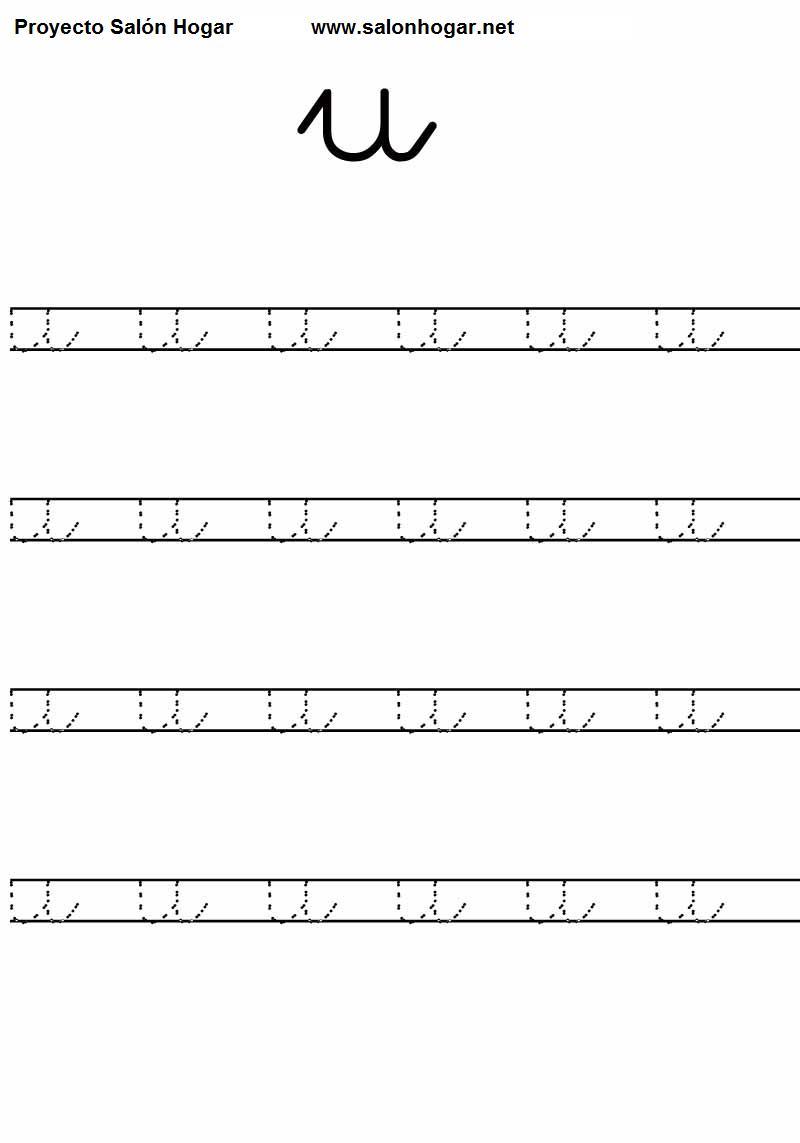 Letras Cursivas